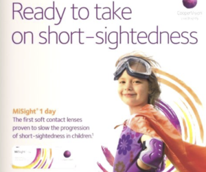 Revolutionary Treatment for Short Sighted Children