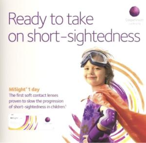 Revolutionary Treatment for Short Sighted Children