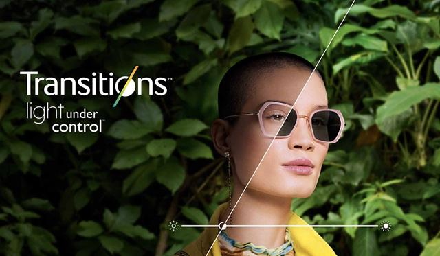Light intelligent lenses