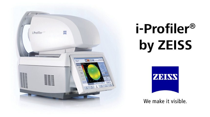 Zeiss Wavefront Technology: Mapping the fingerprint of your eyes